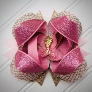 Girls Mermaid Boutique Hairbow 🧜♀️🐚